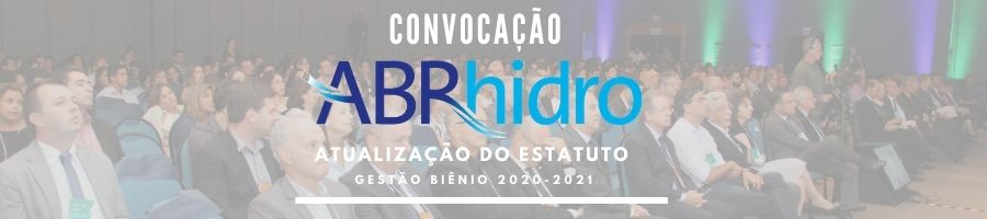 Atualização ESTATUTO ABRhidro