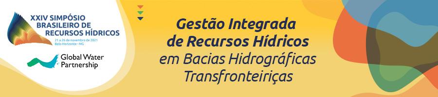 Webinars GWP_GESTÃO INTEGRADA DE RECURSOS HÍDRICOS EM BACIAS HIDROGRÁFICAS TRANSFRONTEIRIÇAS
